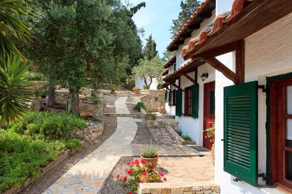 All Glyfada Beach Villas In Nature Located