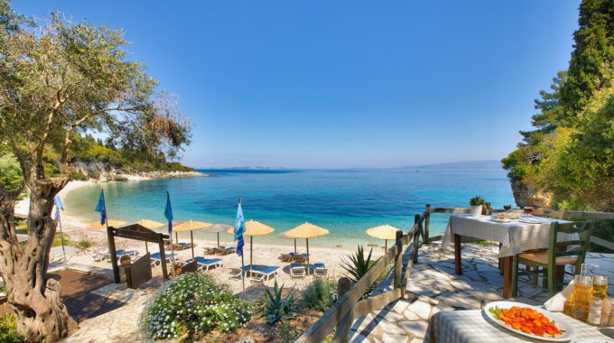 Relax During Your Holiday At Glyfada Beach Villas