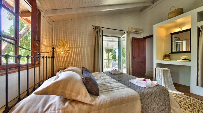 Double Bedroom Glyfada House