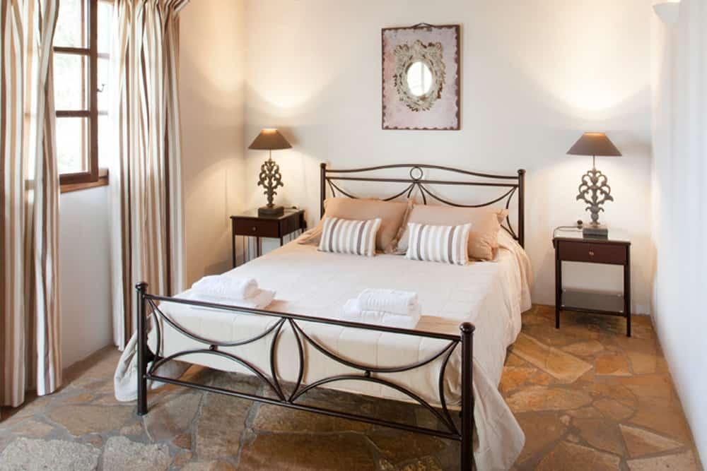 Open Plan Bedroom Ionian Villa