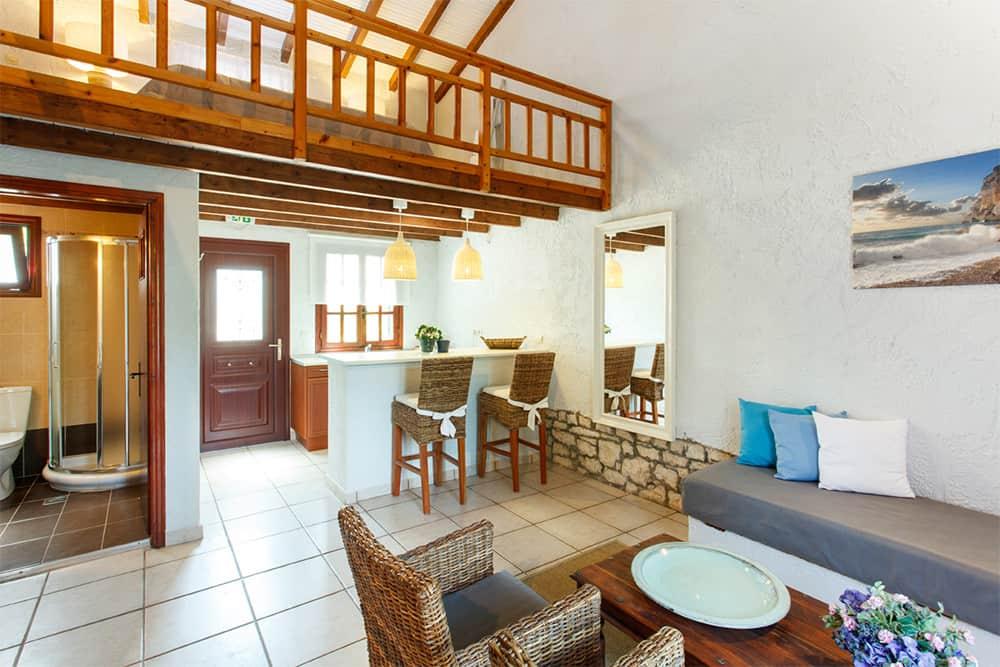 Interior Glyfada Beach Villa