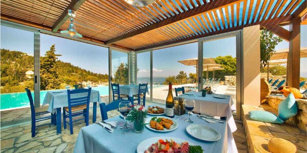 Restaurants For Dinner At Glyfada Beach