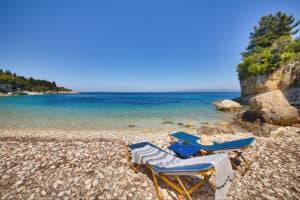 Relax at Monodendri Beach