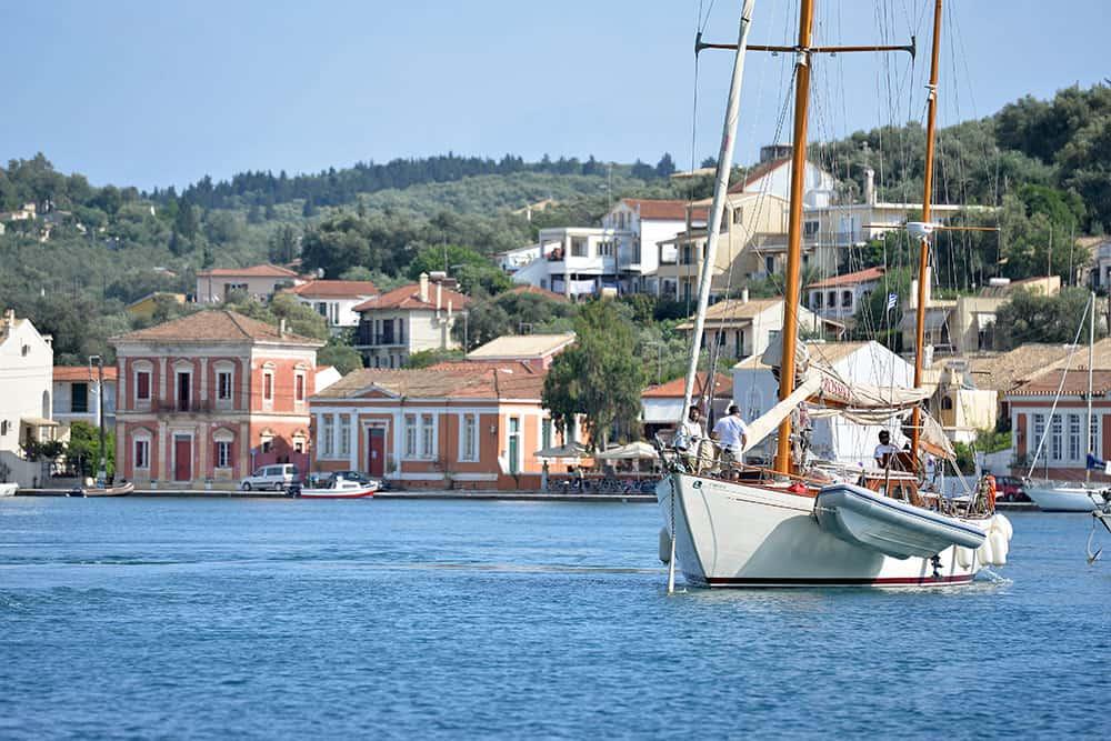 Gaios Harbour
