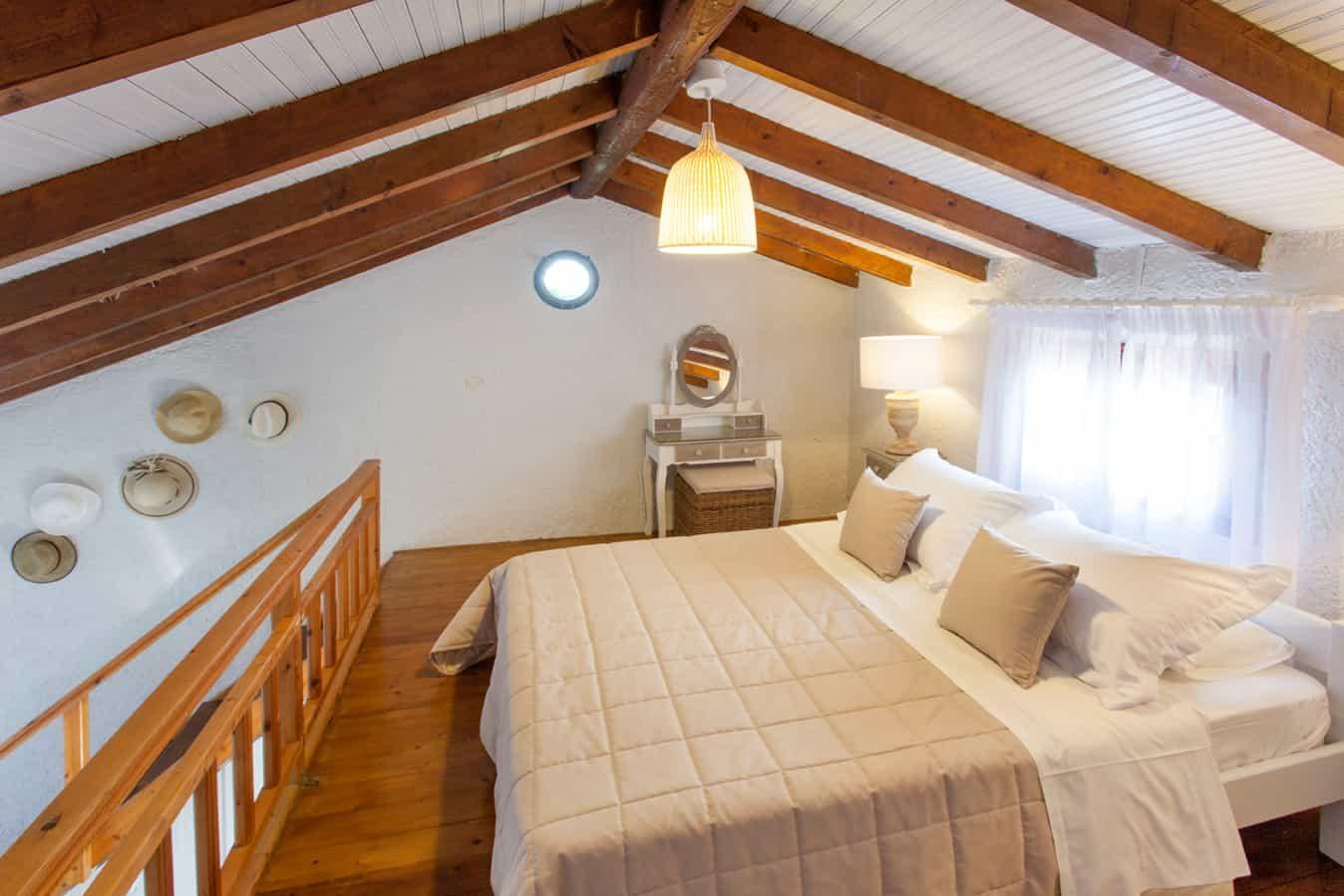Glyfada Beach Villa Bedroom