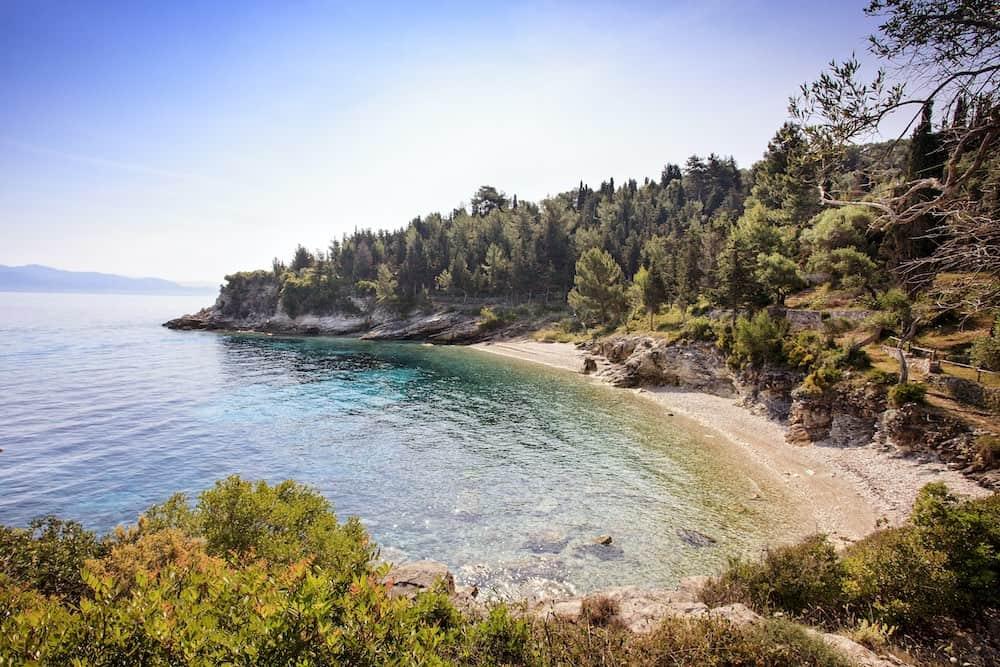 The Glyfada Beach